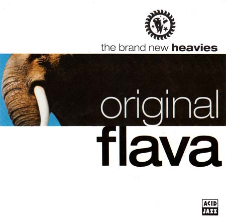 Brand New Heavies sleeve art